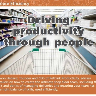 Driving Productivity Through People
