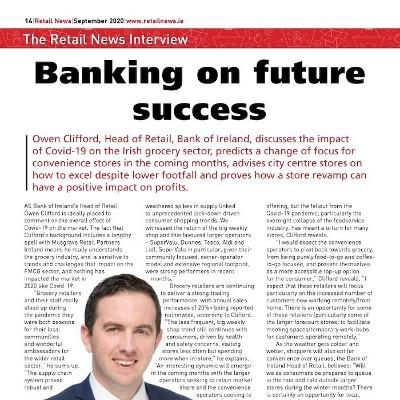 Banking on future success