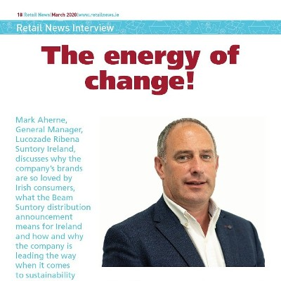 The Energy of Change - Interview with Mark Hearne