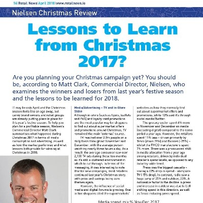 Are you planning your Christmas campaign yet?