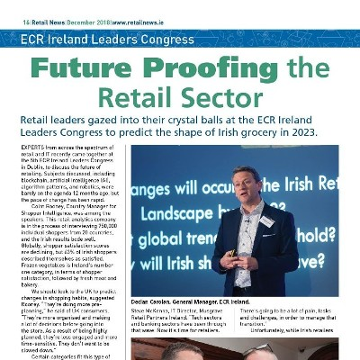 ECR Ireland Leaders Congress