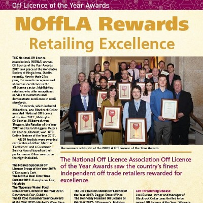 Off Licence of the Year Awards