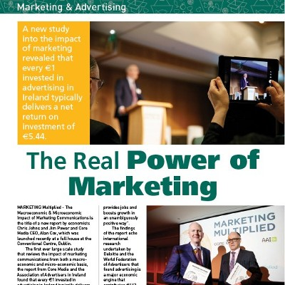The Real Power of Marketing