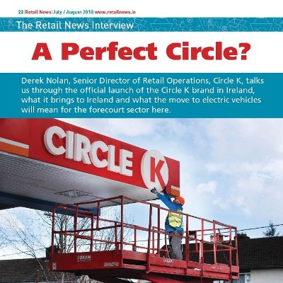 The Retail News Interview: Circle K - Derek Nolan