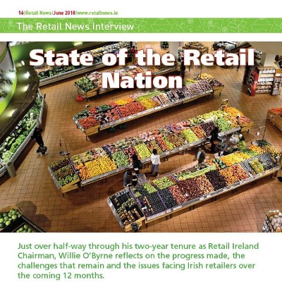 The Retail News Interview: Willie O'Byrne