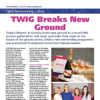 TWIG Networking Lunch