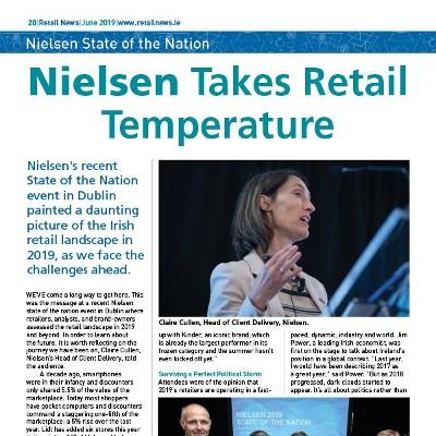 Nielsen Takes Retail Temperature