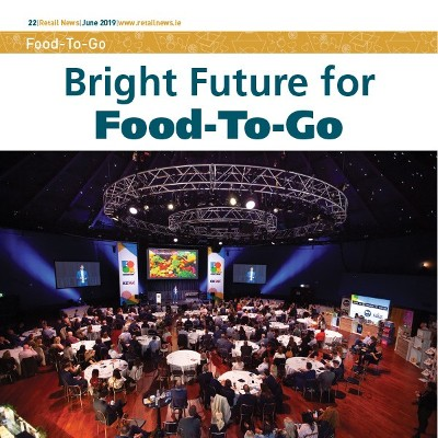 Bright Future for Food-To-Go