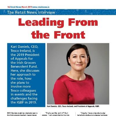 The Retail News Interview: Kari Daniels