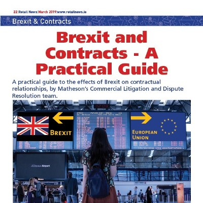Brexit & Contracts