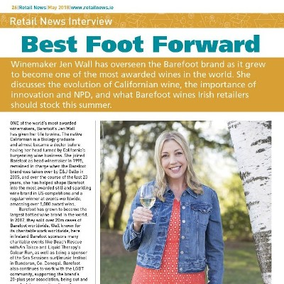 Retail News Interview - Best Foot Forward