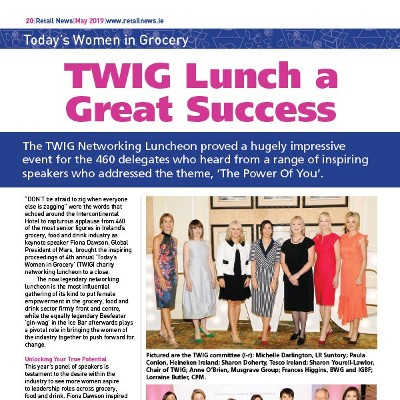 TWIG Lunch a Great Success