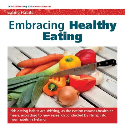 Embracing Healthy Eating