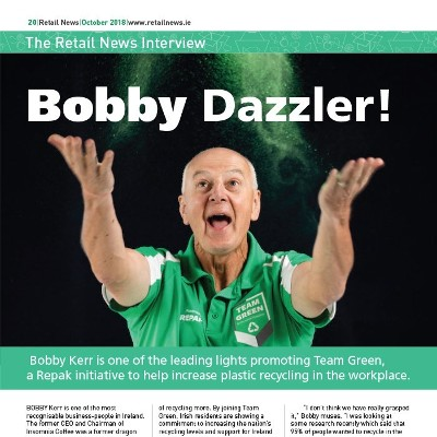 The Retail News Interview - Bobby Kerr