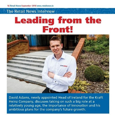 The Retail News Interview - David Adams