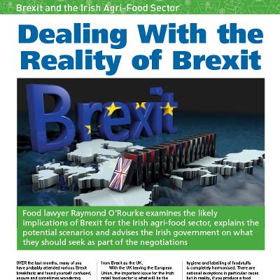 Brexit and the Irish Argi-Food Sector