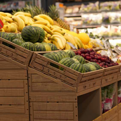 Discovering the benefits of wood-look crates and displays