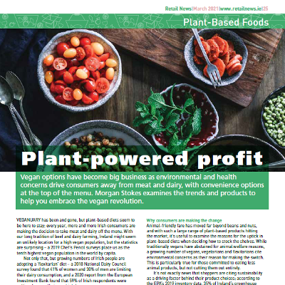 Plant-powered profit: Embracing the vegan revolution