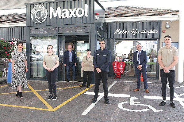 New look for Limerick's Maxol Dooradoyle after €1M investment