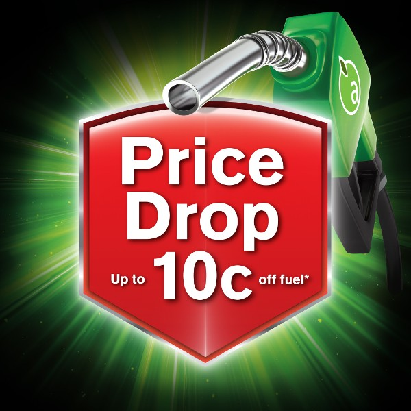 Applegreen Drops Fuel Prices