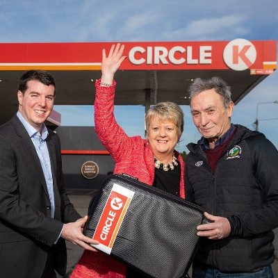 CIRCLE K ANNOUNCES JANUARY 2020 PLAY OR PARK WINNER