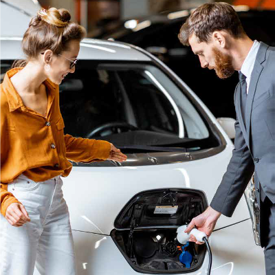 Irish forecourts lead the switch to electric vehicles in Europe
