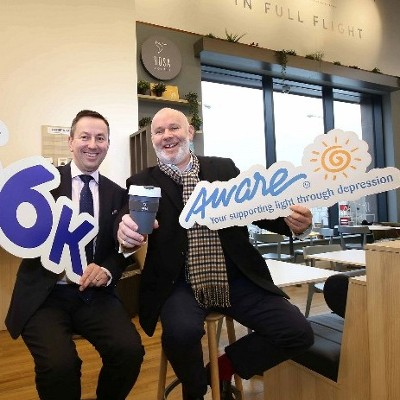 Maxol customers raise €66,000 for mental health charity Aware
