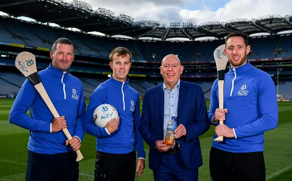 Ballygowan Activ+ powers up as new Official Fitness Partner of GAA/GPA