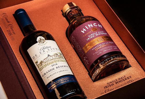 That's the spirit! Hinch Distillery opens shop to public and releases a rare exclusive 18-year old single malt whiskey finished in wine casks