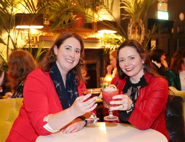 The Irish Spirits Association Celebrate Women's Contribution to one of Ireland's Fastest Growing Industries