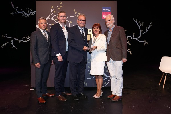 Hennessy Wins Special Recognition Award at Business to Arts Awards