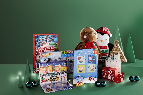 The 24 Days of Christmas – Aldi launches Sparkling Wine Advent Calendar