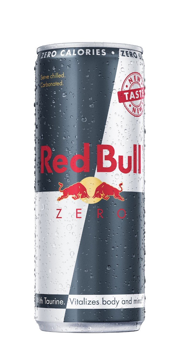 RED BULL® ZERO RETURNS ZERO SUGARS, ZERO CALORIES AND A NEW TASTE