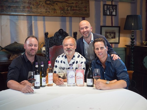 Six blends in, find out what really happens behind the scenes with Graham and his SauviGNon!