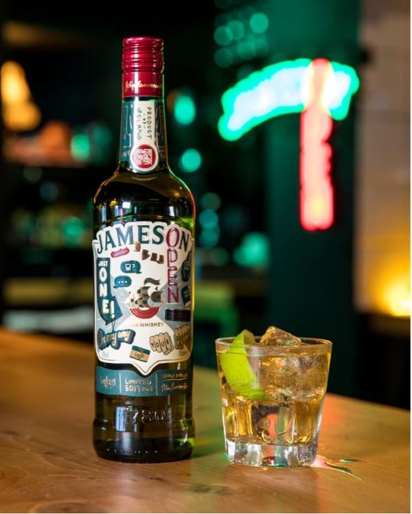Jameson 2020 Limited Edition Bottle