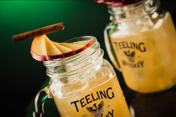 Teeling St. Patrick's Pop-Up Bar