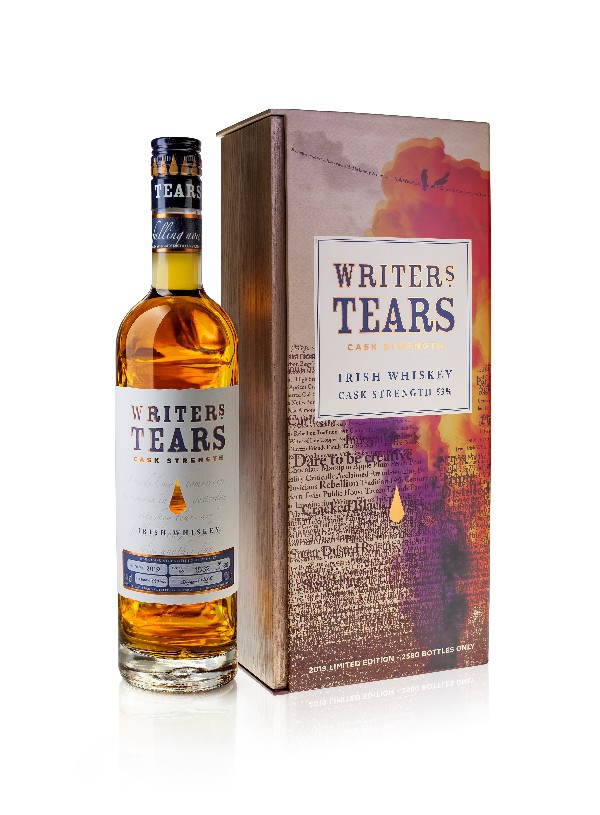 Another Vintage Year for Writers' Tears Cask Strength – Ireland's Most Unique Cask Strength Whiskey