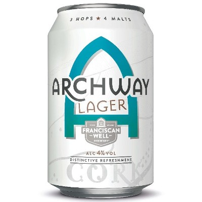 Archway Lager team up with Eatyard to create GREATYARD