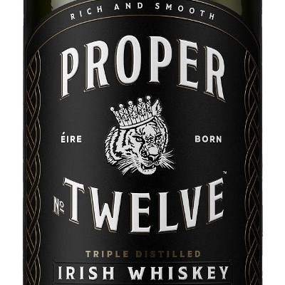 CONOR McGREGOR'S PROPER No. TWELVE IRISH WHISKEY LAUNCHES IN THE UNITED KINGDOM AFTER RECORD BREAKING DEBUT IN IRELAND AND AMERICA