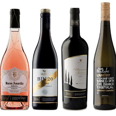 Aldi's winning streak for wine range continues