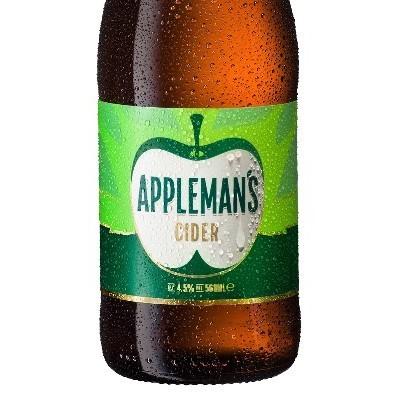 HEINEKEN Ireland launches new Appleman's® cider with major marketing campaign