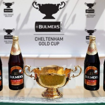 BULMERS UNVEILED AS EXCLUSIVE SPONSOR OF CHELTENHAM GOLD CUP AND AS PRESENTING PARTNER OF THE FESTIVAL