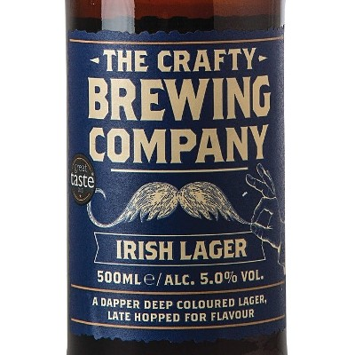Lidl Ireland Feeling Lager Than Life After 3 Star Win At The 2018 Great Taste Awards!