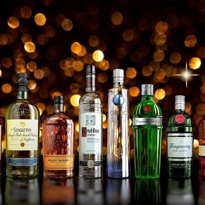 DIAGEO RESERVE PORTFOLIO OF PREMIUM SPIRITS CONTINUES TO TRIUMPH  IN DRINKS INTERNATIONAL BRANDS REPORT 2019