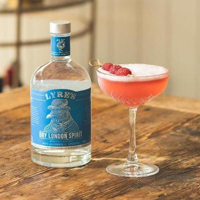 Lyre's Non-Alcoholic Spirits welcomes new brand ambassador following global award success