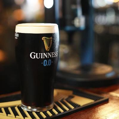 Guinness announces details for launch of 'Guinness 0.0', the Guinness with everything except alcohol