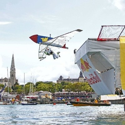 GET READY FOR TAKEOFF:  RED BULL FLUGTAG RETURNS TO IRELAND THIS MAY