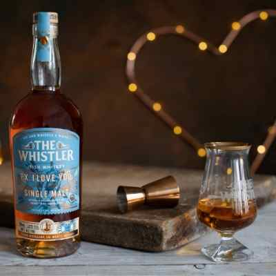 The Whistler P.X. I Love You - the perfect Valentine's gift for the whiskey lover in your life