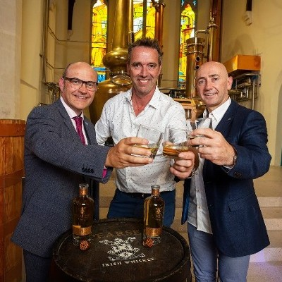 Pearse Lyons Distillery celebrates limited release 5- Year- Old Single Malt Irish Whiskey
