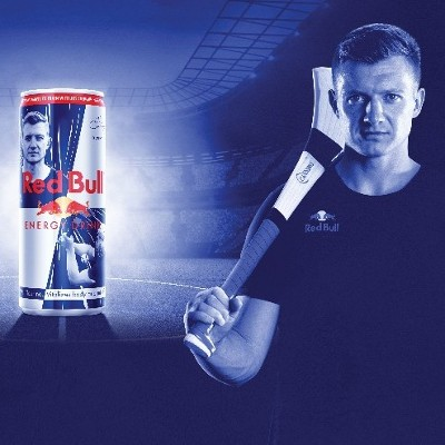 JOE CANNING UNVEILS LIMITED EDITION RED BULL CAN
